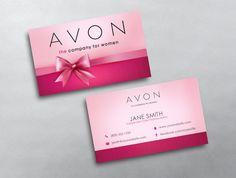 Avon Business Card 10