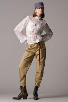 Chloé Pre-Fall 2018 Collection - Vogue