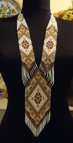 Free Shipping Ukrainian Handmade Jewelry Beaded от PysankaFolkArt