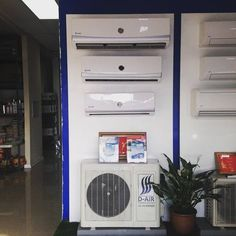 The D-Air Conditioning is an HVAC and home appliance company in Southern California. We have over 20 years of experience in Orange County, California. Showroom Design, Orange County, Home Appliances, Conditioning, Indoor, California, Mini, Goal, United States