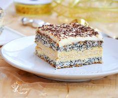 Romanian Desserts, Romanian Food, Sweet Recipes, Cake Recipes, Vanilla Cake, Cheesecake, Food And Drink, Caramel, Yummy Food