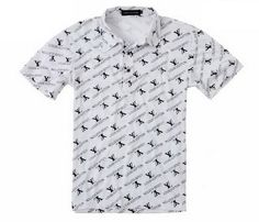outlet ralph lauren Louis Vuitton Men\u0026#39;s Ice Slim Fit Pique Polo Shirt White [Shop 1952