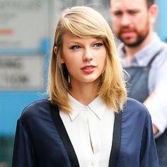 Taylor Swift side bang
