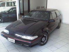 Volvo 480 ES, 1985