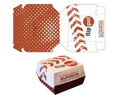 See related links to what you are looking for. Packaging Ideas, Food Packaging, Brand Packaging, Templates Printable Free, Printables, Burger Box, Rice Box, Idea Generation, Craft Box