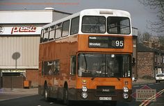 Greater Manchester Transport 3019, Whitefield | Flickr - Photo Sharing!