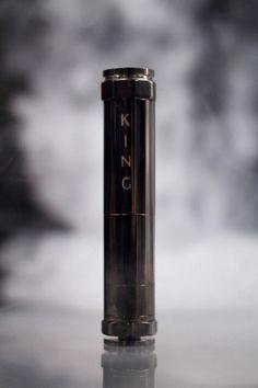KING MECHANICAL MOD STAINLESS STEEL CLONE by HCIGAR ~ VAPETRAIN FAST!