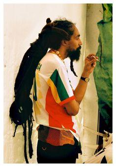 Rastafari #dreadlocks