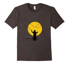 Fish Man, Fly Fishing, Amazon, Tees, Funny, Cute, T Shirt, Supreme T Shirt, Amazons