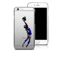 Phone Cover For iPhone SE 4 4S 5 5S 5C 6 6S 6Plus 7 7Plus New York Giants OBJ Odell Beckham Jr. Clear Plastic Case Free shipping #clothing,#shoes,#jewelry,#women,#men,#hats,#watches,#belts,#fashion,#style