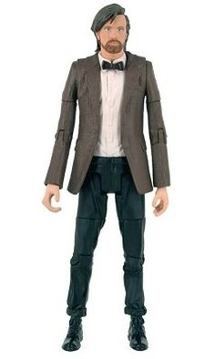 Doctor Who - 11th Doctor Poseable Figure (with beard)