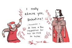 Nimona valentines!