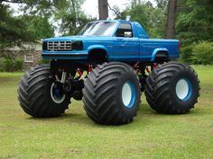 southern storm ford ranger monster truck see more at httpwww