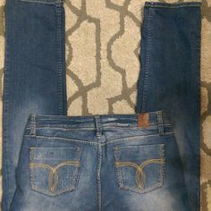 Paris blues skinny leg denim jeans size 13 Stretch, good condition Paris Blues Jeans Skinny