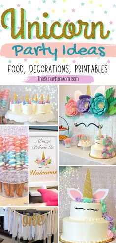 Unicorn is one of the best theme for your little girl's birthday. You can customize and DIY everything from decorations, cake, food, invitation, games, backdrop. Everything is in pastel, it'smagic! It's just never ending ideas! It's not just fun for the birthday girl and the guests, but also to the one planning the party. #freeprintables #unicorn #party #unicornpartyfood #unicorncake #unicornpartyfavors #unicornpartyideas #girlbirthdaythemes, #girlbirthdaypartyideas #baby Girl Birthday Themes, Little Girl Birthday, Unicorn Birthday Parties, Unicorn Party, First Birthday Parties, Birthday Party Decorations, First Birthdays, Unicorn Foods, Free Time