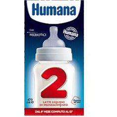 Prezzi e Sconti: #Humana 2 liquid milk follow follow-on milk  ad Euro 24.18 in #Humana italia spa #Children foods for infants