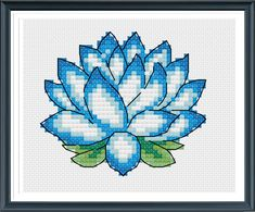 Fabric: 14ct. White Aida Stitches: 2.71 x 2.36 (38 x 33 stitches) Size: 7.3 cm x 6.3 cm Colors: 8 in DMC Stitches Include: Cross Stitch, Back Stitch 〜This is a pattern only,not a finished product. For other fabric counts please refer to the handy online calculator below: http://www.yarntree.com/java/xstitchcal.htm You can also find the DMC real thread color card in pdf format at…
