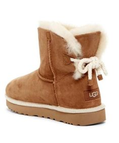 Brand new in box UGG Selene genuine shearling Boots ( women's ) US Sz 5  |  Tradesy is the leading used luxury fashion resale marketplace | 100% AUTHENTIC, OR YOUR MONEY BACK | We have a zero-tolerance policy for replicas. Our authentication rate is best in the industry (Stronger than eBay, ThreadUp, The RealReal, Poshmark, Vestiaire, and Worthy), our smart technology automatically detects and removes fakes listed on our site. If you don't feel confident about an item's authenticity, send it to Ugg Style Boots, Ugg Boots Sale, Ugg Chestnut, Ugg Australia, Cute Uggs, Girls Ugg Boots, Winter Fashion Boots, Sheepskin Boots, Comfortable Boots