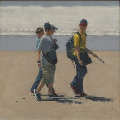 Patricia Kimball { older work } Oil, Baseball Cards, Painting, Art, Traditional, Paint, Kunst, Painting Art, Paintings