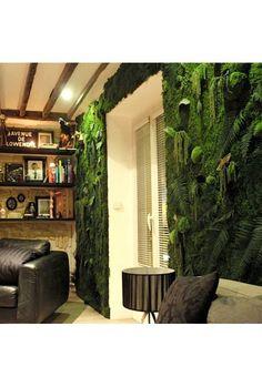 Mur stabilisé avec végétation mixte 5