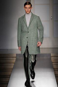 Jil Sander Fall 2014 Menswear Collection Slideshow on Style.com