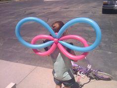 Butterfly Wings Twist Balloon