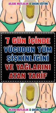 7 days in which all the puffiness and fats that describe the body tarif Body Zayıflatan Bitkiler - Şifalı Kür Tarifleri - Mücize Kür Tarifi Medical Assistant Certification, Fitness Workouts, Nursing Programs, Home Health Care, Health Advice, Natural Medicine, Diet And Nutrition, Burn Calories, How To Lose Weight Fast