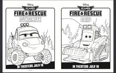 Official Licensed Disney Planes Fire /& Rescue Colouring Pencils 8 Pack