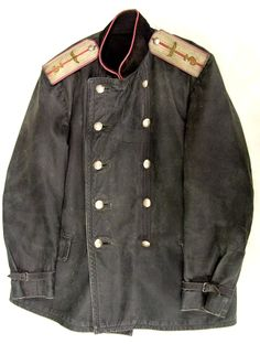 Imperial Russian Air Service. WW1. Pilot's Jacket.