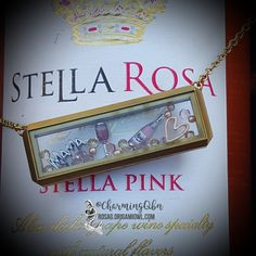 Mama needs some wine! Create this look at https://rosag.origamiowl.com #wine #bubbly