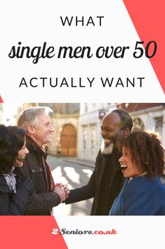 shock single men over 50 Online dating is the place where most men and women congregate when they go over 50 the second best way to find a man is by asking your dating fairy godmothers these are your friends, your colleagues, any one that you know.