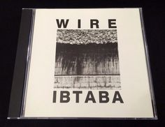 WIRE It's Beginning To And Back Again IBTABA CD Original 1989 Mute / Enigma…