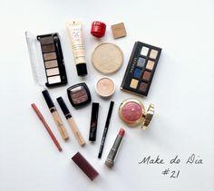 Make do Dia #21 - 90 anos   New in Makeup