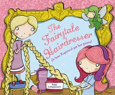 Image result for hairdresser book children
