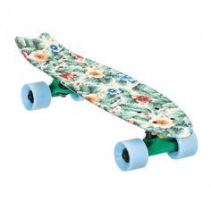 LOVING these floral skateboards for girls!!