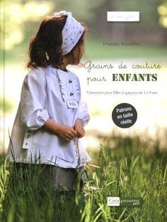 Grains de couture pour enfants de Ivanne Soufflet