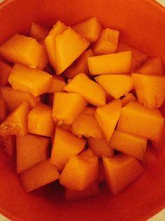 Sárgadinnye krémleves - Szöszi a konyhában Rum, Blog, Mint, Blogging, Rome
