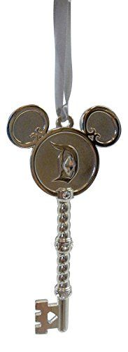 Disneyland 60th Diamond Anniversary Celebration Key Ornament * Check this awesome product by going to the link at the image. (This is an affiliate link) #ChristmasOrnaments