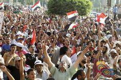 Exigen miles de egipcios restablecimiento del Parlamento | Info7 | Internacional