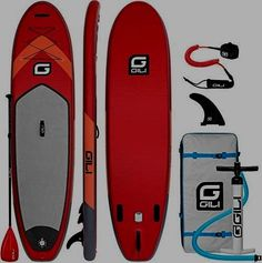 surfsup: Have you found a tempting deal for a used inflatable SUP? Let's take a closer look at second-hand paddle boards. Yes, you can indeed land a quality inflatable stand up paddle board with a Sup Paddle Board, Sup Stand Up Paddle, Inflatable Sup Board, Sup Accessories, Sup Boards, Kayak Storage, Paddle Boarding, Best Brand