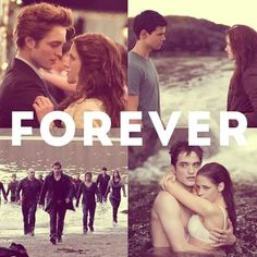 """No amount of time with you will be enough, but let's start with forever"" -Edward Cullen❤️"
