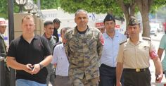 Adana'da darbe girişimine 11 asker 1polis tutuklandı