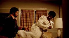 BLACK DYNAMITE try to get a copy, supposed to be very funny....When The Man murders his brother, pumps heroin into local orphanages, and floods the ghetto with adulterated malt liquor, BLACK DYNAMITE is the one hero will...