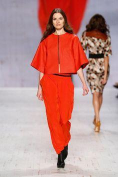 ASANDRI İlkbahar-Yaz 2014 Koleksiyonu-2 Black White Red, Women's Fashion, Fashion Women, Womens Fashion, Woman Fashion, Ladies Fashion