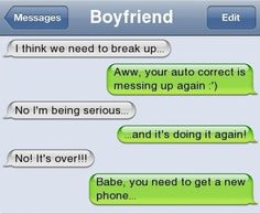 16 Break-Up Texts That Will Make You Thankful You're Single (Photos)