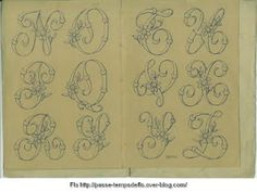 Free Easy Cross, Pattern Maker, PCStitch Charts + Free Historic Old Pattern Books: Rouyer No 260