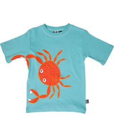 Ubang funny crab Tee