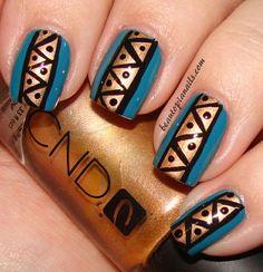 colorful, cute, fashion, nails