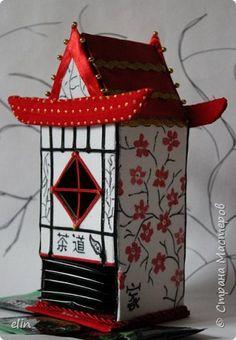 Японский чайный домик | Страна Мастеров