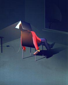 Colorful Life Interpretation by Jan Siemen